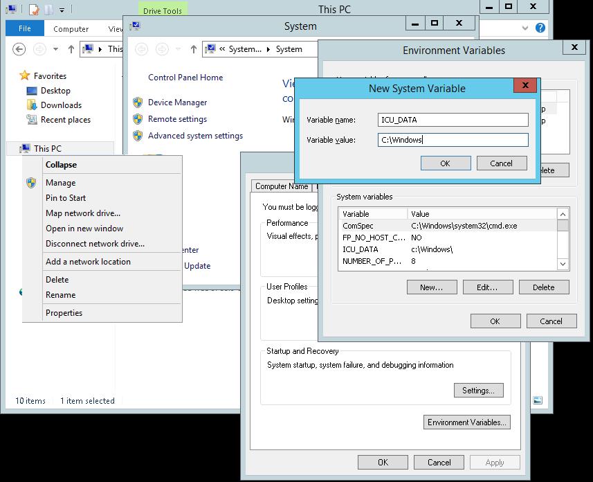 Compile on Windows   Compiling / Build   Cookbook   ArangoDB