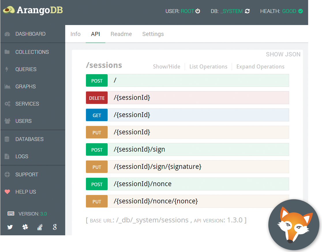 arangodb-foxx-screenshot