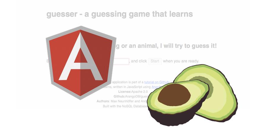 Angular guesser tutorial