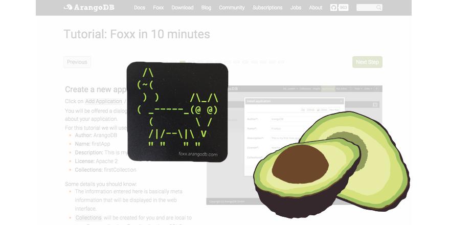 foxx arangodb tutorial