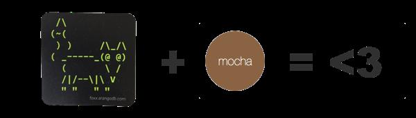 Foxx + Mocha