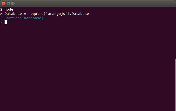 node database