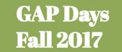 GAP-Days