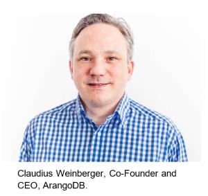 Claudius Weinberger ArangoDB