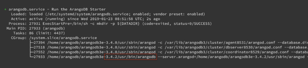 arangodb_rolling_upgrade adding a node