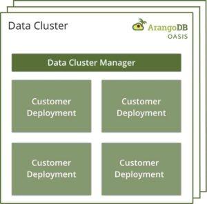data clusters arangodb oasis