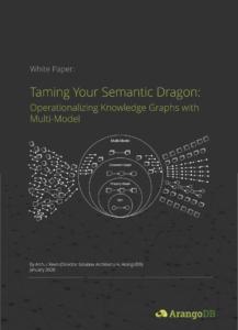 Knowledge Graph White Paper Cover