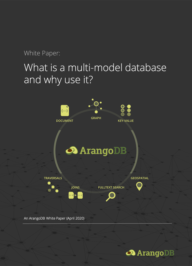 ArangoDB White Paper - What is a Multi-Model Database