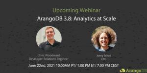 ArangoDB 3.8 Webinar