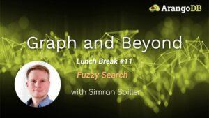 Lunch Break Fuzzy Search
