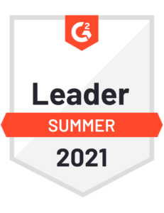 G2 Summer Leader 2021
